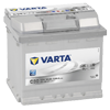 Varta Car Battery C30 'Silver' (554 400 053)