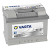 Varta Car Battery D21 'Silver' (561 400 060)