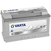 Varta Car Battery H3 'Silver' (600 402 083)