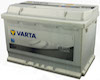 Varta Car Battery E44 'Silver' (577 400 078)
