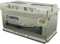 Varta Car Battery F18 'Silver' (585 200 080)