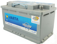 Varta AGM Car Battery F21 (580 901 080)