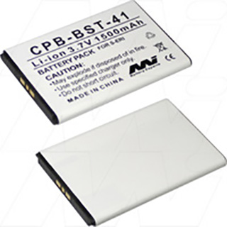 Sony Ericsson Xperia Play Replacement Battery (BST-41)