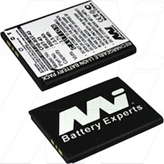 Sony Ericsson Cedar Replacement Battery (BST-43)