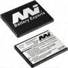 Samsung Galaxy 551, Galaxy 'Mini' Battery