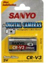 Sanyo CRV3 Photo Lithium Battery