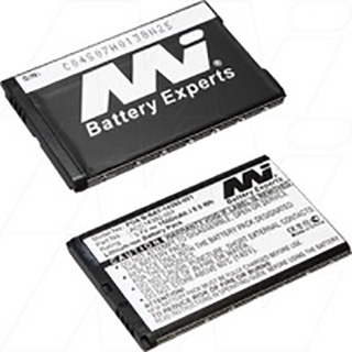 BlackBerry Bold 9000 Replacement Battery (MS-1)