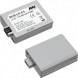 Canon LP-E5 Digital Camera Battery