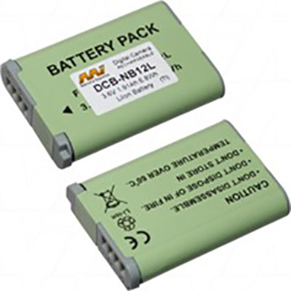 Canon NB-12L Camera Battery