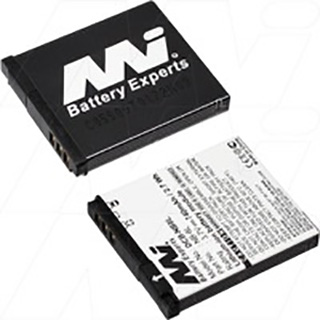 Canon Digital Camera Battery