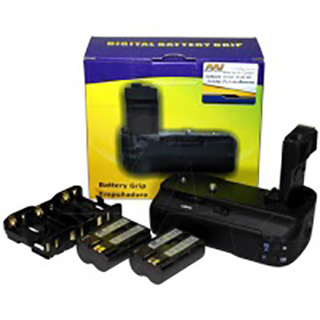 Battery Grip for Canon EOS 20D, 30D, 40D, 50D