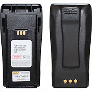 Motorola Two Way Radio Battery