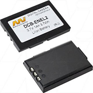 Nikon Coolpix 2500 Digital Camera Battery