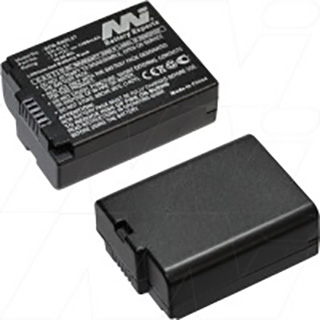 Digital Camera Battery DCB-ENEL21 for Nikon 1 V2