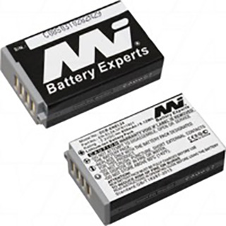 Nikon Digital Camera Battery DCB-ENEL24-BP1