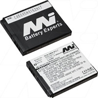 Consumer Digital Camera BatteryDCB-DMW-BCL7-BP1