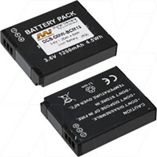 Panasonic BCM13 Digital Camera Battery