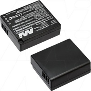 Digital Camera Battery For Panasonic