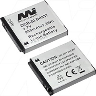 Samsung SLB0937 Digital Camera Battery