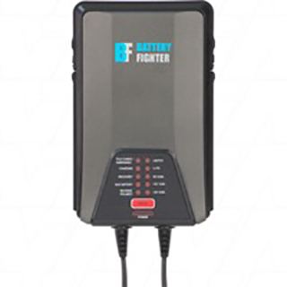 Battery Fighter BCA1382S6WR Selectable 800mA/3800mA output Fully Automatic Battery Charger Lead Acid (6V/12V)