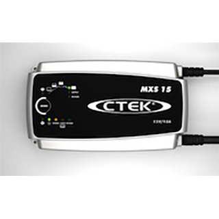 CTEK MXS 15.0 12V, 8-Stage Battery Charger & Conditioner