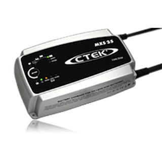 CTEK MXS25.0 12V, 8-Stage Battery Charger & Conditioner