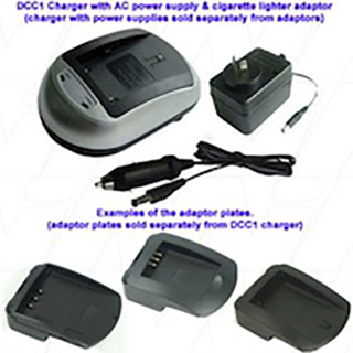 Lithium Ion Digital Camera Battery Charger