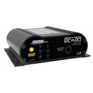Matson 20 Amp DC to DC Charger Solar Input