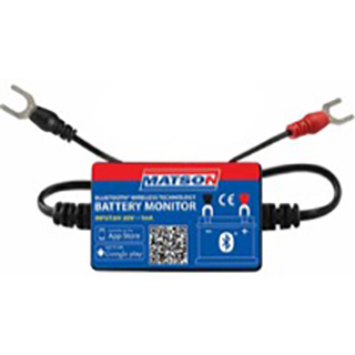 Matson Wireless Battery Monitor