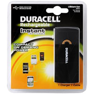 Duracell Instant USB Charger