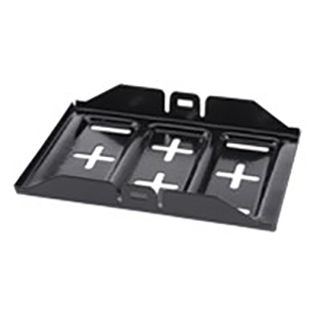Standard Plastic Battery Tray