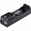 World Voltage / 12VDC Input Single cell LiIon/LiFe battery charger