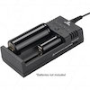 World Voltage / 12VDC input 1-2 cell lithium ion / lithium iron phosphate battery charger