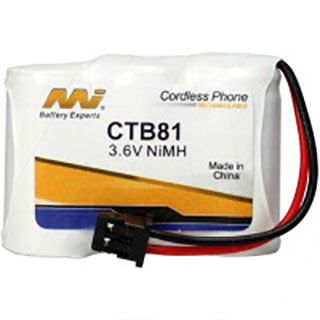Cordless Telephone Battery for DSE F7297