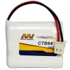 Cordless Telephone Battery for Omni CT-2500