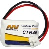 Cordless Telephone Battery for Uniden XC630
