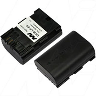 Canon LP-E6 Digital Camera Battery