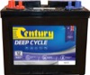 Century Deep Cycle Flooded Battery NS70T 75Ah
