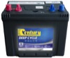 Century Deep Cycle Flooded Battery NS70TX 82Ah