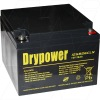 Dypower 12V 26Ah Sealed Lead Acid Battery
