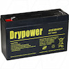 Drypower 6Volt 12Ah Sealed Lead Acid