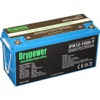 Drypower 12.8V 150Ah Lithium Iron Phosphate Rechargeable Battery