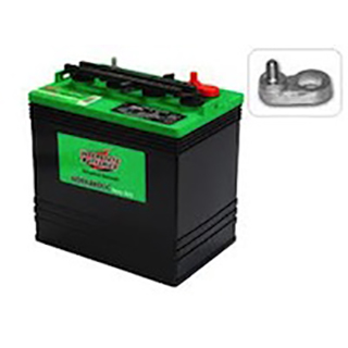 Interstate IB-GC8-HD-UTL 8V 183Ah Deep Cycle Battery