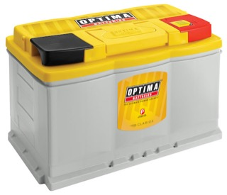 Optima H6 Yellow Top Battery