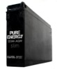 Pure Energy 120Ah Slim 12V AGM