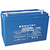 Sentry 12V 100Ah Lithium Deep Cycle Battery with Bluetooth Data App