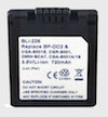 Panasonic CGA S004 Digital Camera Battery