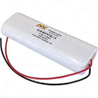 Emergency Lighting Battery ELB-BAT6TSL1.8