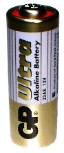 GP 23A Specialised Alkaline Battery