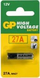 GP 27A Specialised Alkaline Battery